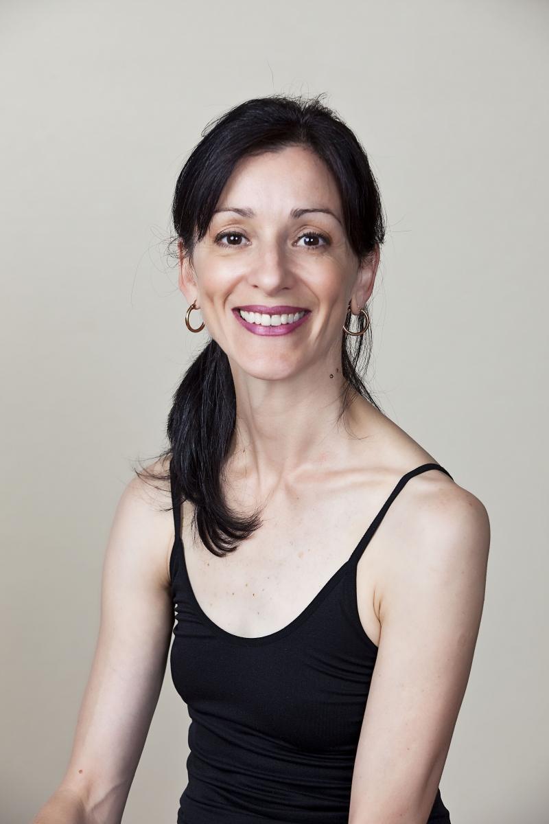 Houston Ballet Academy Director Vicki Attard