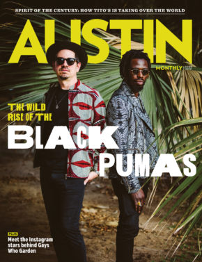 Austin Monthly June 2020