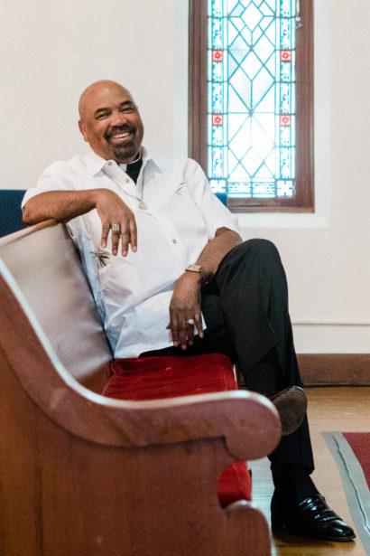 Rev. Dr. William H. Knight