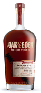 Oak & Eden's Bourbon & Vine is the Perfect Fall Spirit