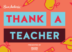 Thank a Teacher