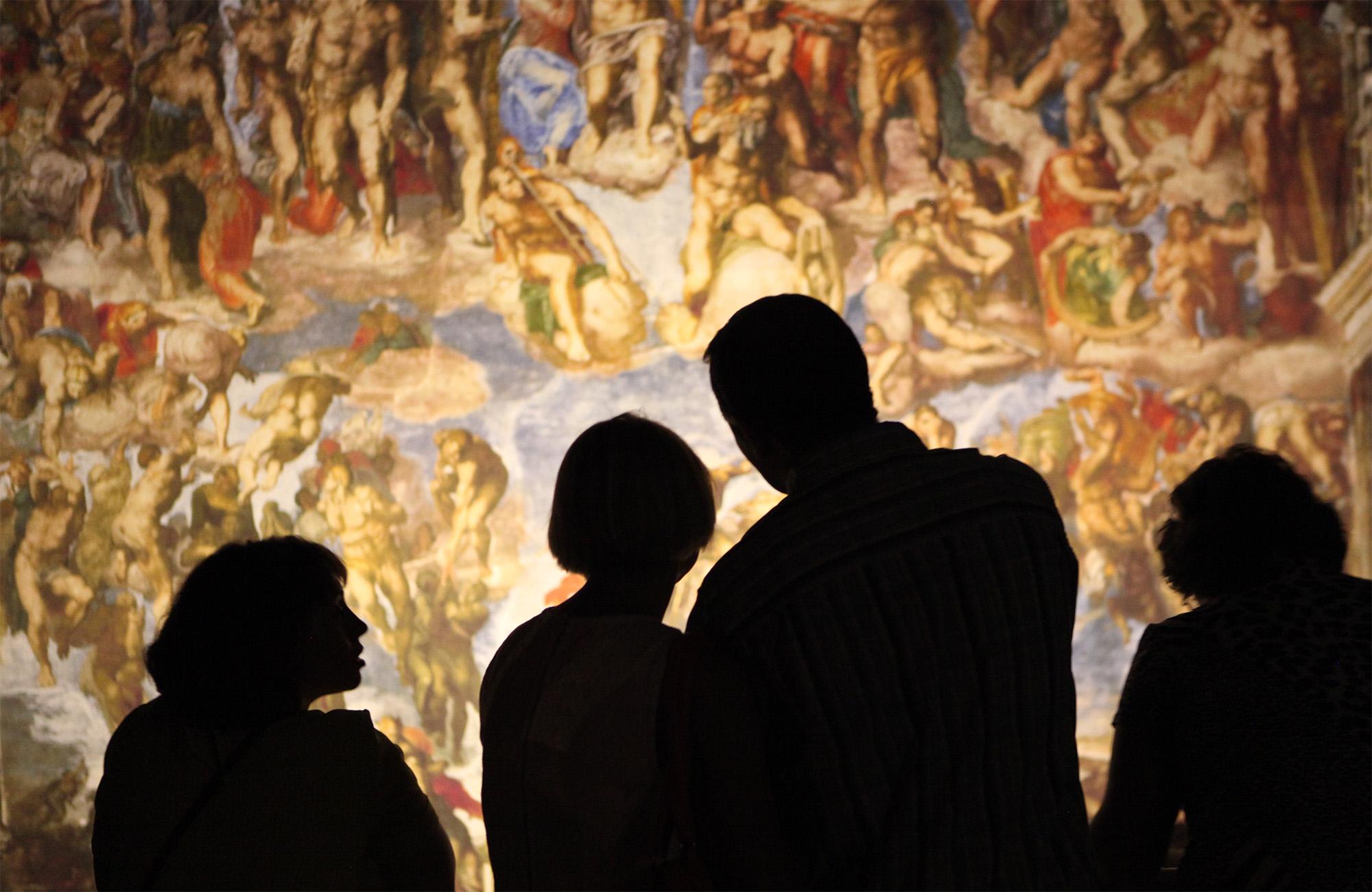 Catch a Sistine Chapel Exhibition at the Historic Lambermont - San Antonio Magazine
